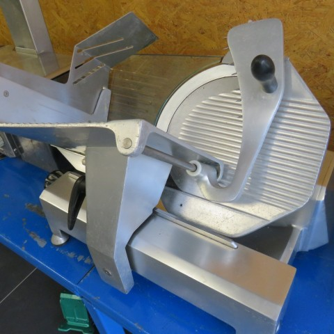 R15A1026 Stainless steel EPMA slicer