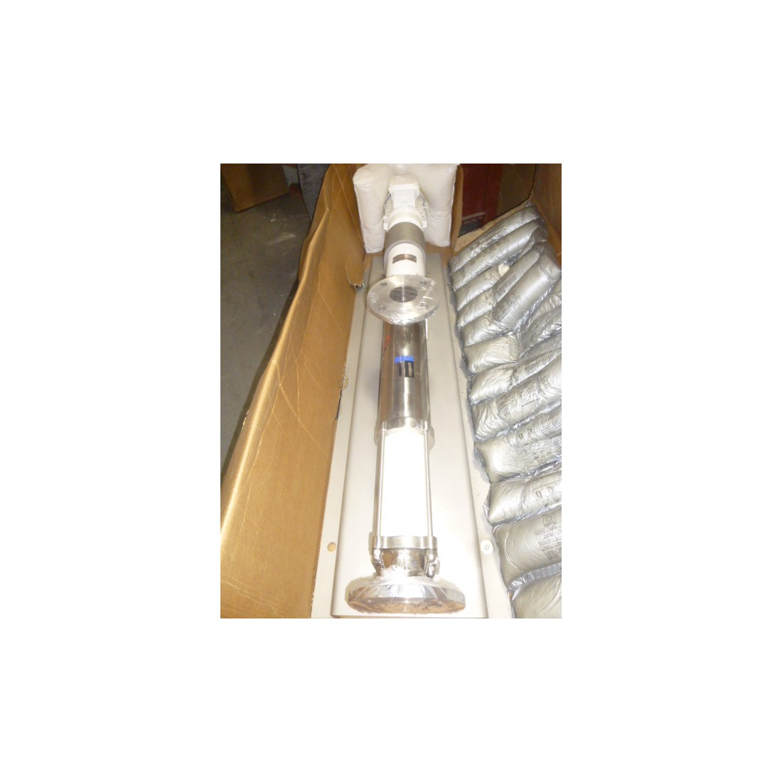 R10DA874  INOXPA stainless steel pump KS40 type - Hp 2 - Visible by appointment