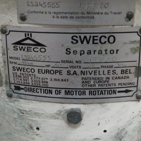 R6SA1127 SWECO Circular sieve LS24S555 type