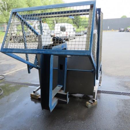 R6MC985 LANCELIN barrels rotary mixer