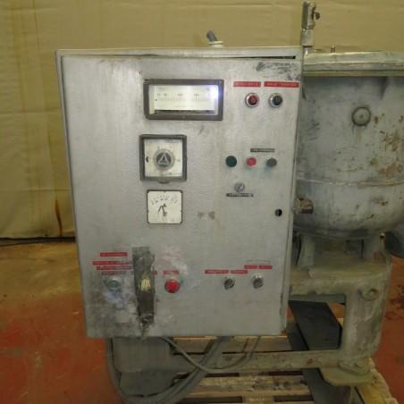 R6MR789 Steel HENSCHEL rapid mixer FM150 type