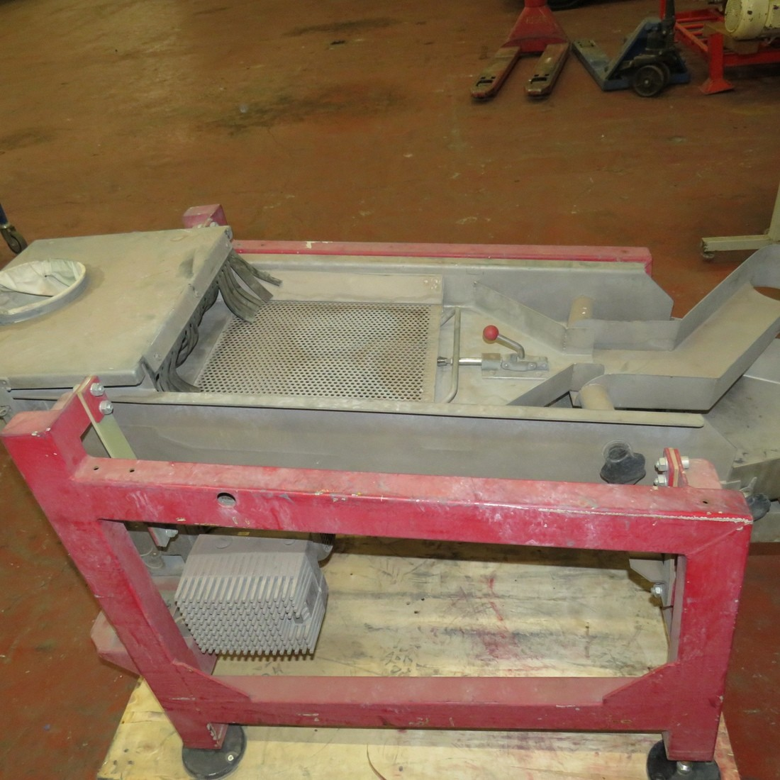 R6SC802  Stainless steel TRENDELKAMP sifter TK-K40/65-3 type