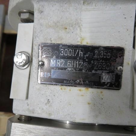 R10DA876 Stainless steel PCM pump MR2.6H12 type - Hp 0.75