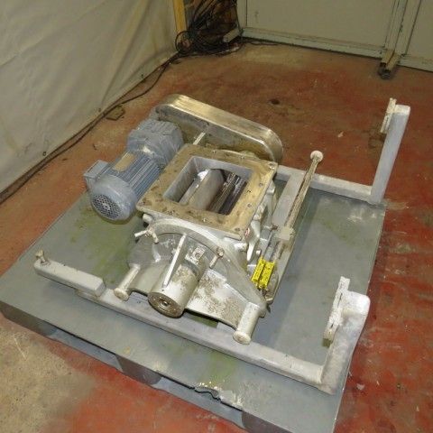 ROTARY VALVE - R6P824 - Stainless steel rotary valve ACETT