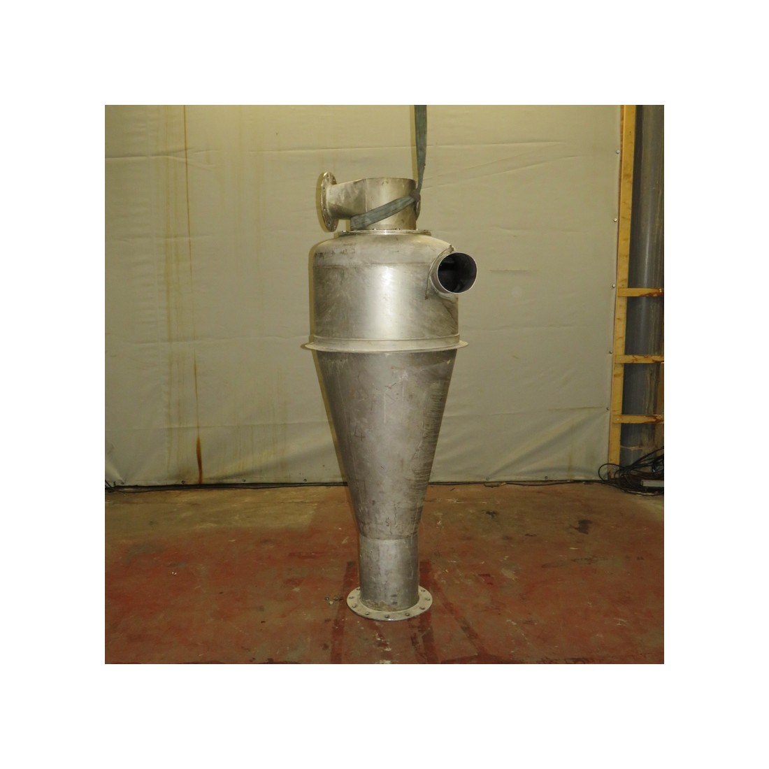 Stainless steel cyclone - R1J1164