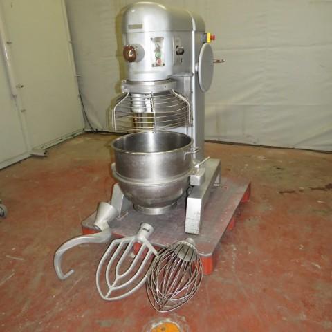 R6MP110  Mélangeur planétaire HOBART type H800 80 litres en inox