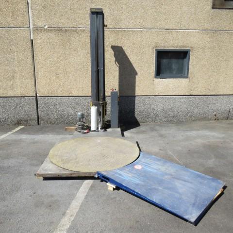 R11L1257  Banderoleuse SIAT type AF3-CF - diam 1500 mm