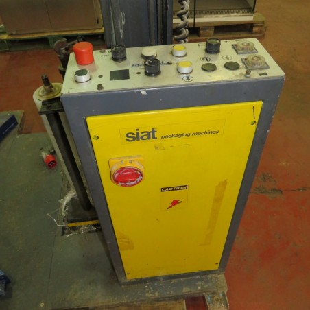 R11L1257  SIAT wrapping machine AF3-CF type - diam 1500 mm