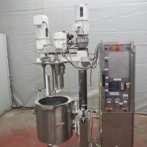 R6ME6374  FRYMA Homogenizer mixer similar to FRYMIX VME 20 type