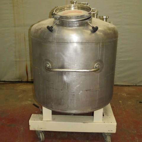 R11DB22649  Cuve de stockage inox ALFA LAVAL 750 litres