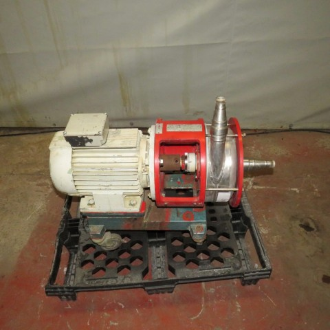 R10VA1268  Stainless steel AVS centrifugal pump P950BE type  - Hp 4