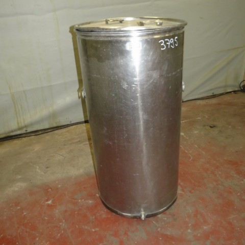 R11DB22653  Stainless steel DECALINOX tank 290 litres