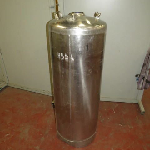 R11DB22654 Stainless steel tank 200 litres