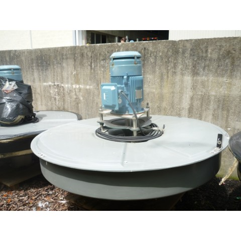 R15A1030  Floating aerator AQUAFEN rpm 1500 - Visible by appointment