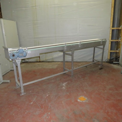 R4FB1165 Stainless steel PATTYN Belt conveyor