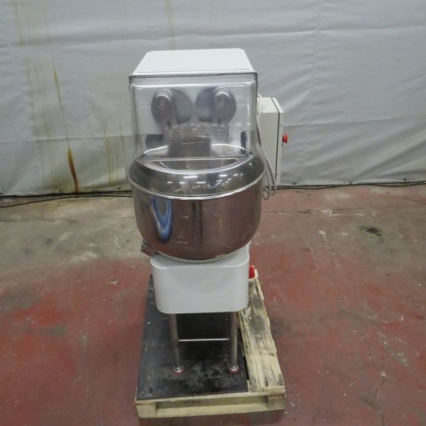 R6ME6375 Stainless steel SANCASSIANO mixer BTF type 10 kilos