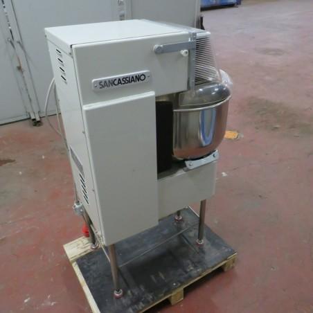 R6ME6375 Stainless steel SANCASSIANO mixer BTF type 10 kilos
