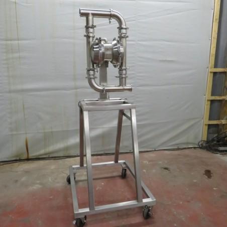 R10G796  Stainless steel MURZAN  diaphragm pump PI50SLIB type