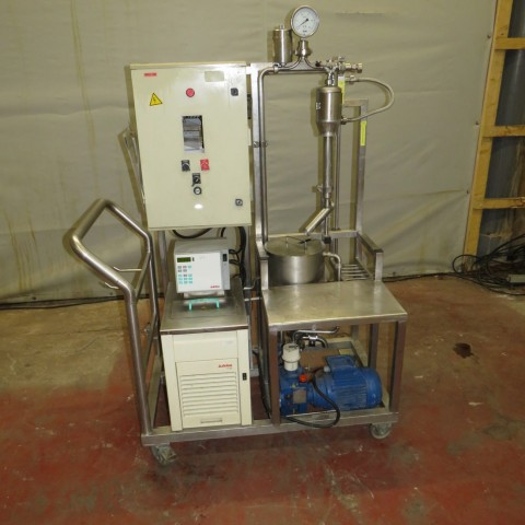 R15A1033 Injection skid