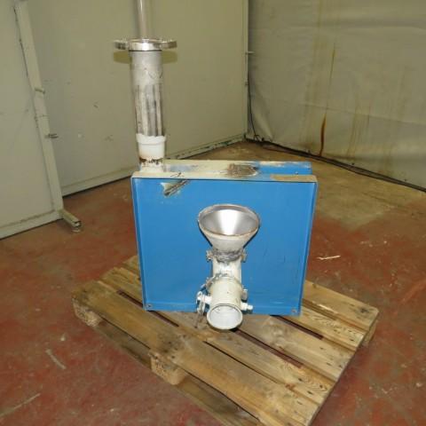 R1X1264  Ventilateur acier HERBOLD - 3kw - 1500 tr/min