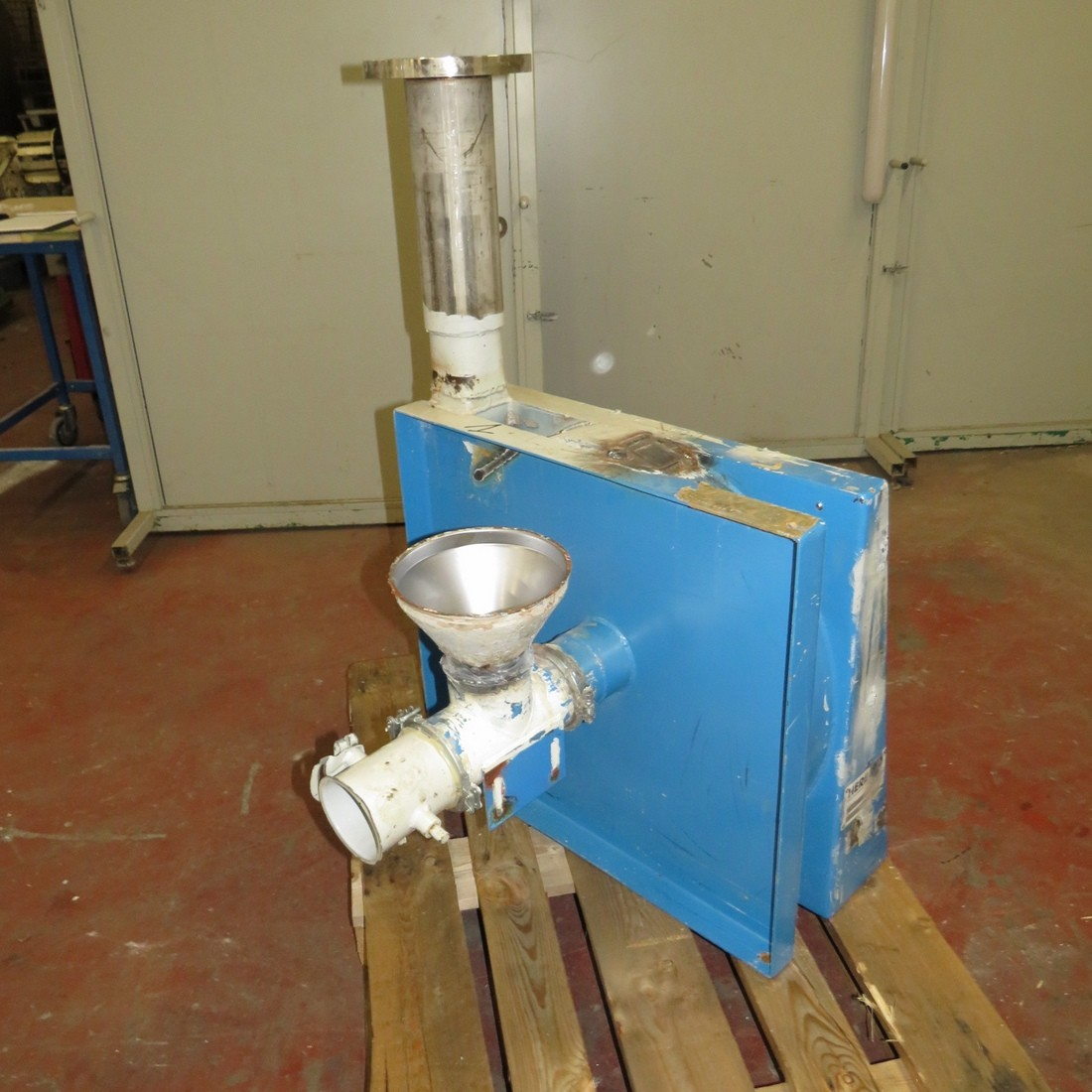 R1X1264  HERBOLD Mild steel Centrifugal fan - Hp4 - Rpm 1500