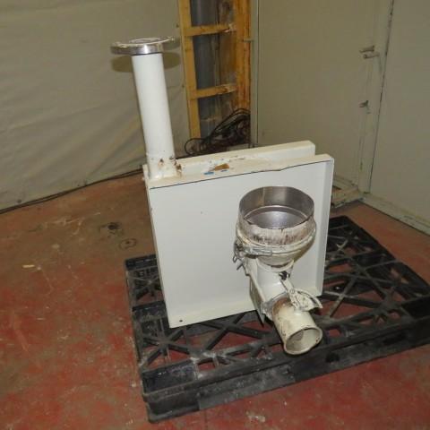R1X1267  Ventilateur acier 1.5kW - 3000 tr/min