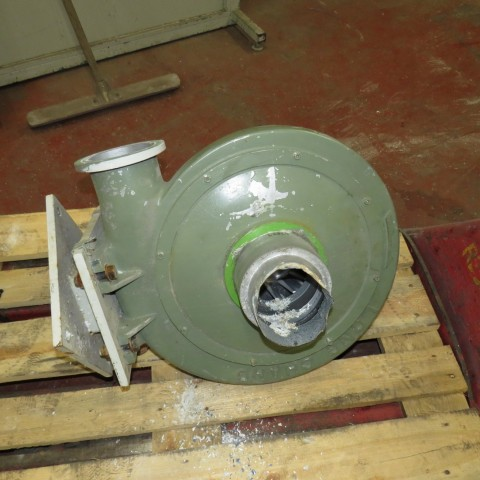 R1X1268 Mild steel Centrifugal fan