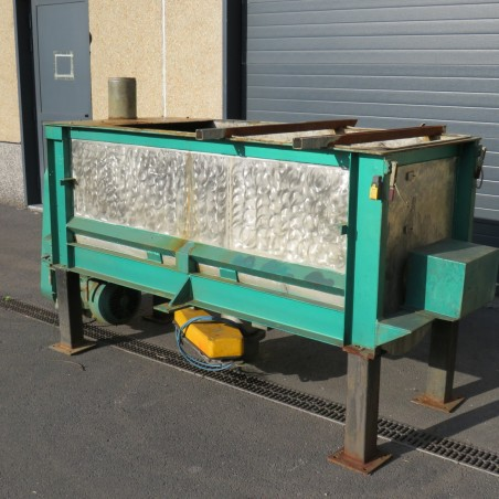 R6MK1405 Stainless steel ribbon blender 850 litres