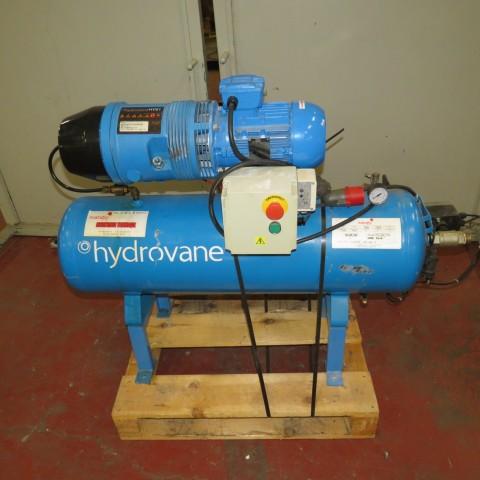 R2C67  Compresseur à palettes HYDROVANE HV01 75 litres