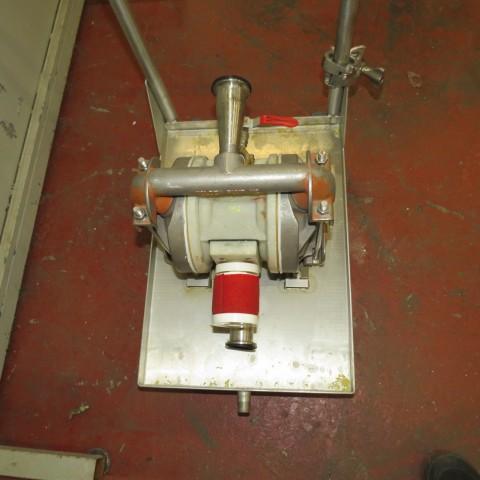 R10G797 316 Stainless steel WILDEN diaphragm pump M2 type