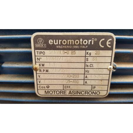 R6SR58  Mild Steel VIBROWEST rotary sieve TURBOWEST 24 type -