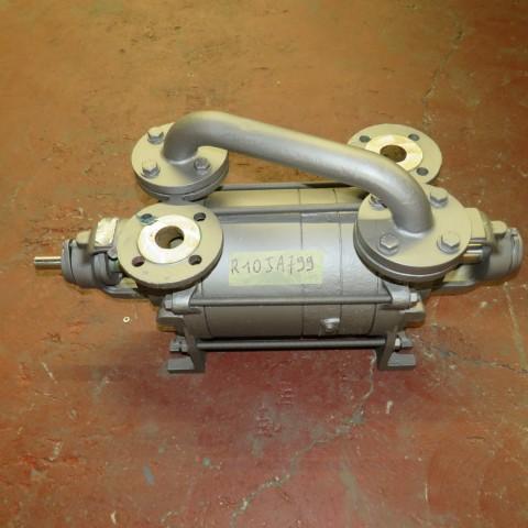 R10JA799 Pompe à vide à anneau liquide BARTHEL type P416C/ H12 en inox