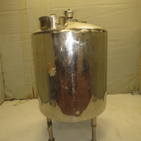 R11DB22662 Stainless steel tank capacity 1550 litres