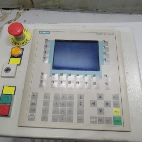 "R15A1036 Panel ""OPERATOR"" SIEMENS 0P170B MONO type"