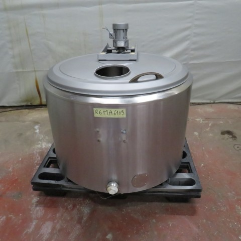 R6MA6109 Stainless steel ALFA-LAVAL mixing tank
