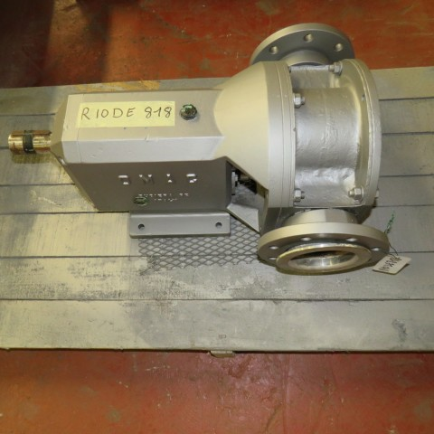 R10DE844  HILGE lobe pump type HYGIR A 400 in 316 stainless steel