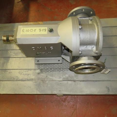 R10DE844  Pompe HILGE à lobes type: HYGIR A 400 en inox 316