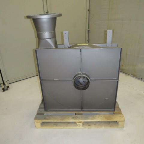 R1X1266  Ventilateur acier 11kw - 3000 tr/min