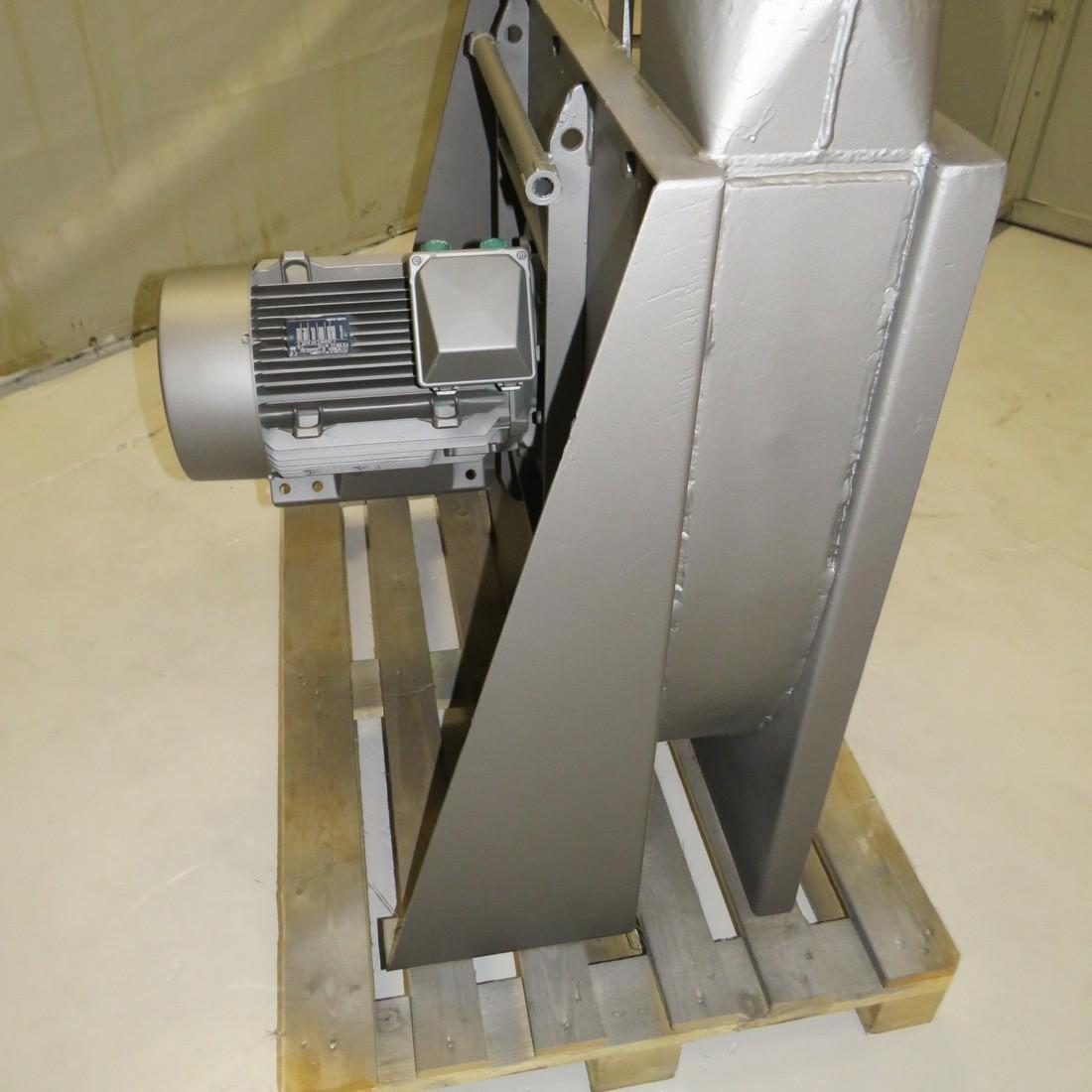 R1X1266  Mild steel Centrifugal fan - Hp15 - Rpm 3000