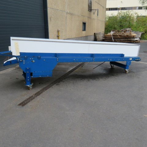 R4FB1168 Conveyor belt mobile steel frame