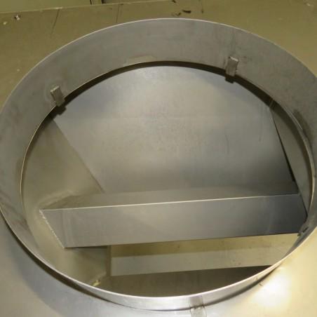 R11TB890 Stainless steel hopper