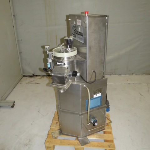 R6MG897 Stainless steel GUEDU mixer 4.5 NO/PA n° 8063 capacity 4.5 litres