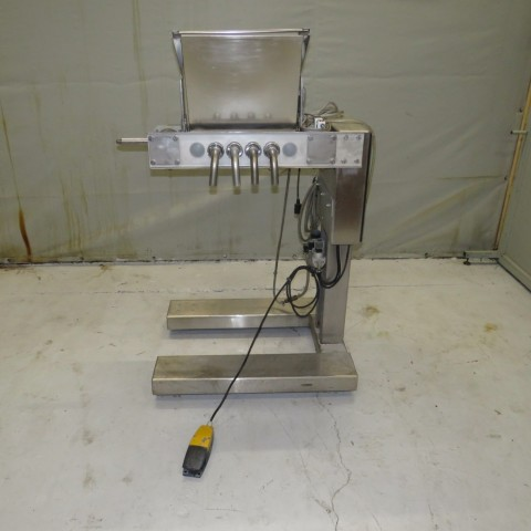 R11L1259 SEEWER RONDO dosing machine 4 heads SFFP4 A1 type