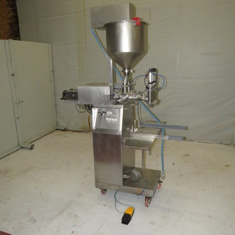 R11L1260  GS ITALIA dosing machine 4 heads DOS GS 2 x 300 type