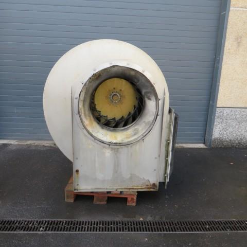 R1X1269  Ventilateur centrifuge inox MZ ASPIRATORI type RL800/4