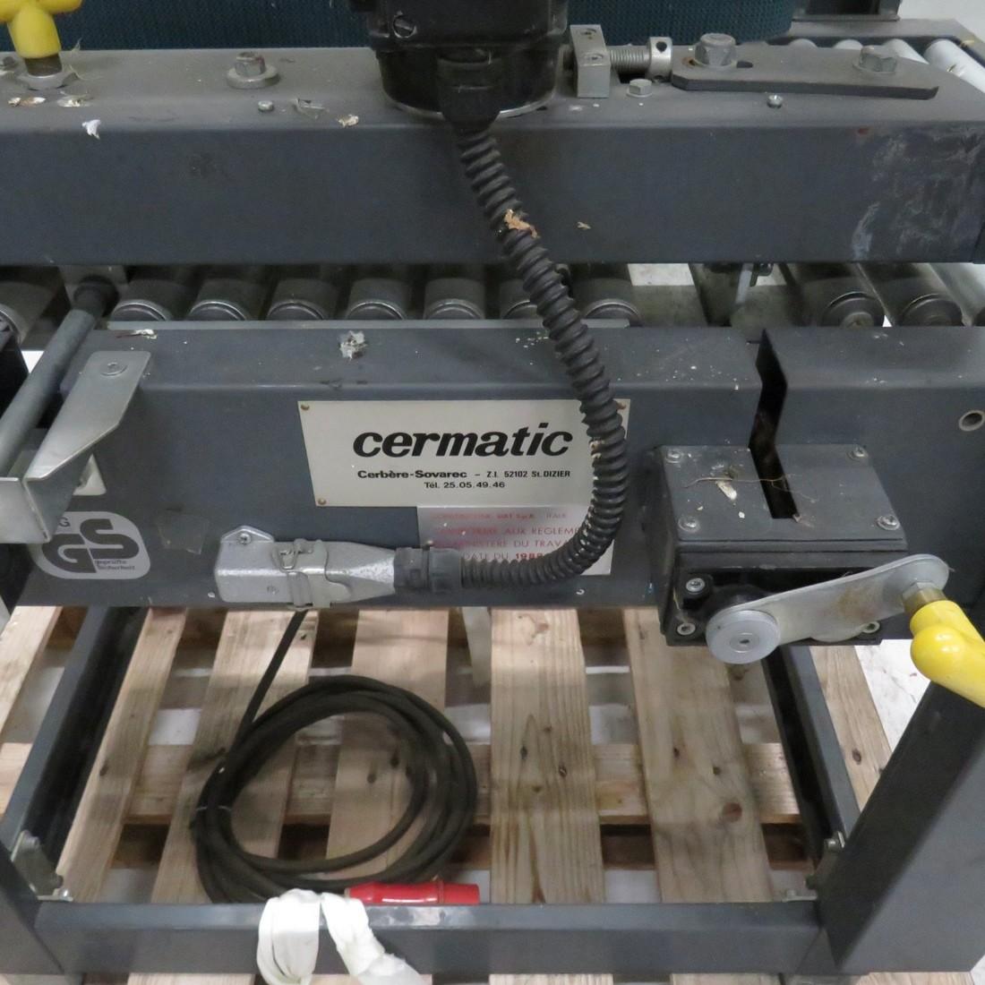R11LS36 SIAT/CERMATIC taping machine