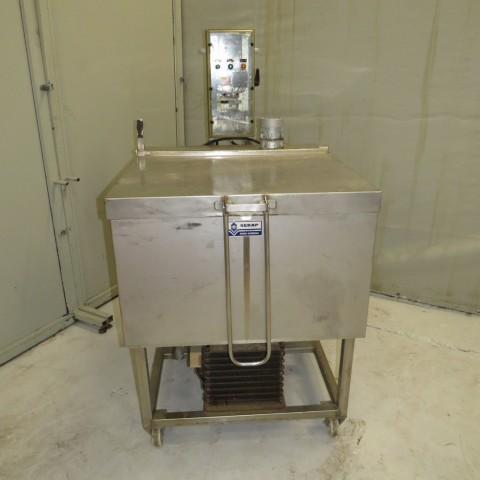 R1Z748  Bain marie SERAP inox  capacité 300 litres