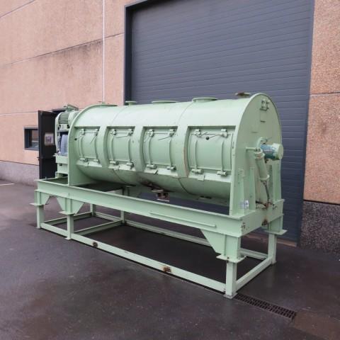 R6ML1388  Mélangeur LODIGE type FKM 3000 D capacité 3000 litres