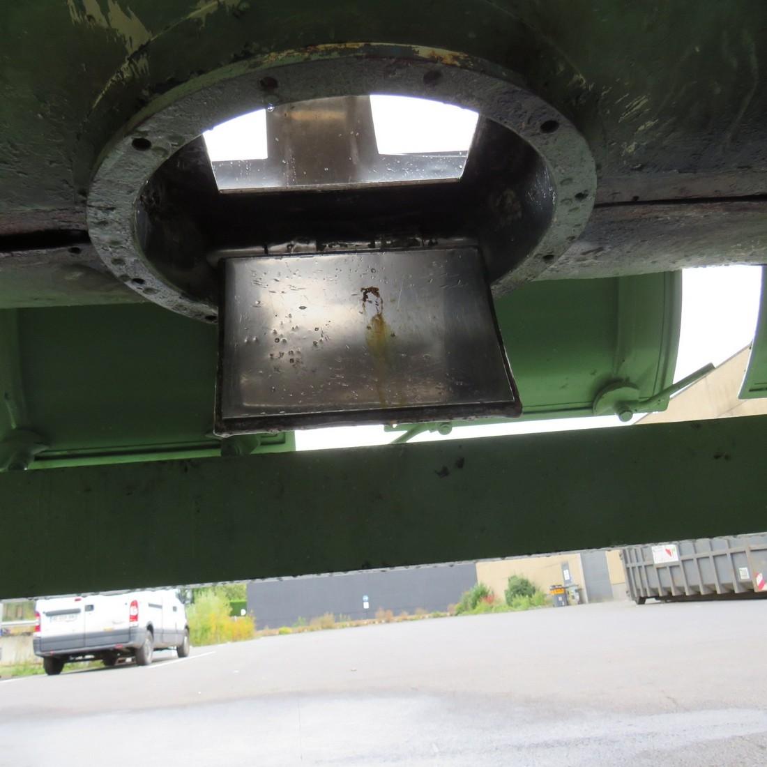 R6ML1388  LODIGE ploughshare mixer FKM 3000 D type capacity 3000 litres