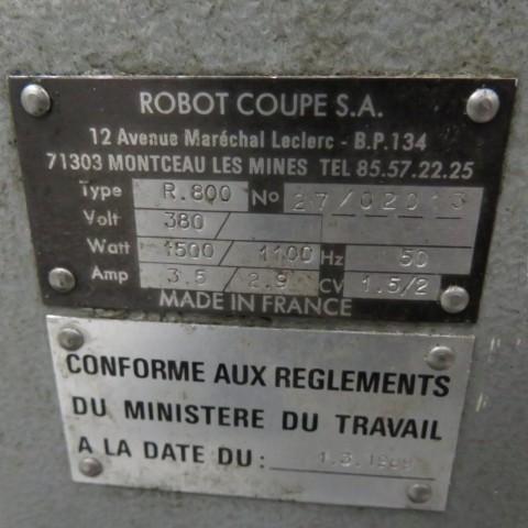 R6BZ8826 Robot cutting  R800 type